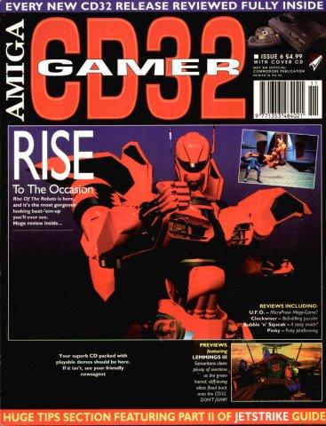 Amiga CD32 Gamer Issue 06 November 1994