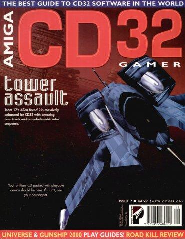 Amiga CD32 Gamer Issue 07 December 1994