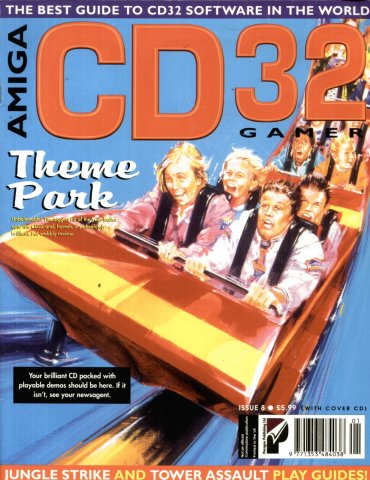 Amiga CD32 Gamer Issue 08 January 1995