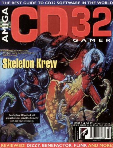 Amiga CD32 Gamer Issue 09 February 1995