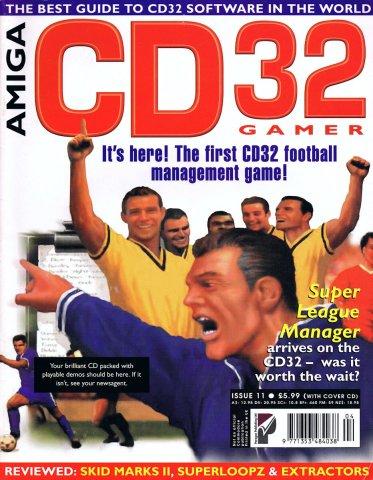 Amiga CD32 Gamer Issue 11 April 1995