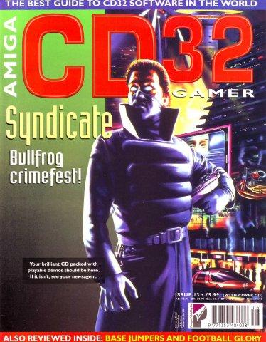 Amiga CD32 Gamer Issue 13 June 1995