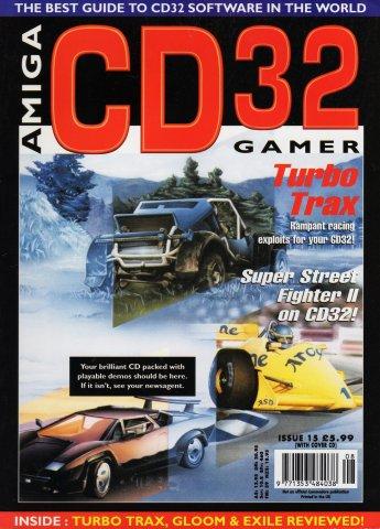 Amiga CD 32 Gamer Issue 15 August 1995