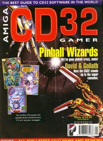 Amiga CD 32 Gamer Issue 20 January 1996