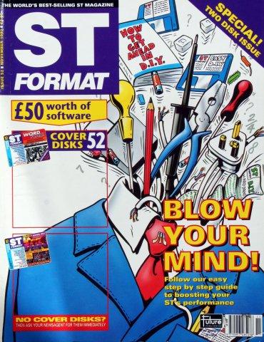 ST Format Issue 052 November 1993