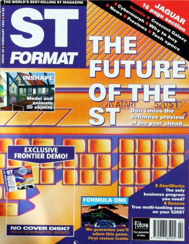 ST Format Issue 055 February 1994