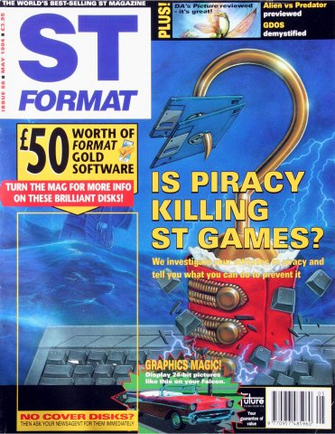ST Format Issue 058 May 1994