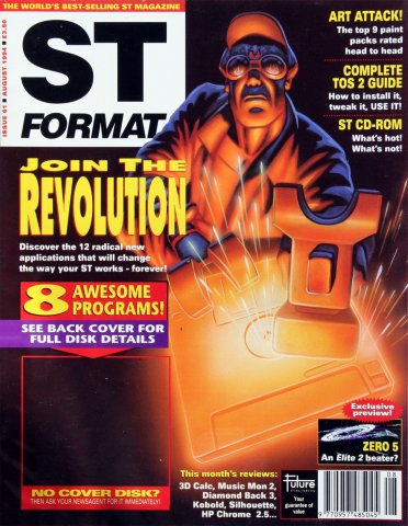 ST Format Issue 061 August 1994