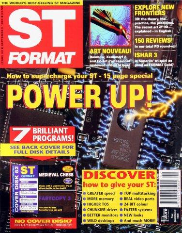 ST Format Issue 062 September 1994