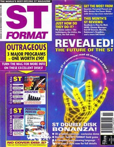 ST Format Issue 064 November 1994
