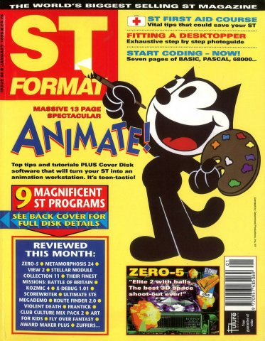 ST Format Issue 066 January 1995