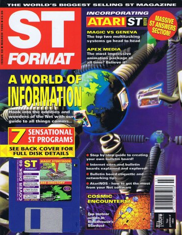 ST Format Issue 068 March 1995