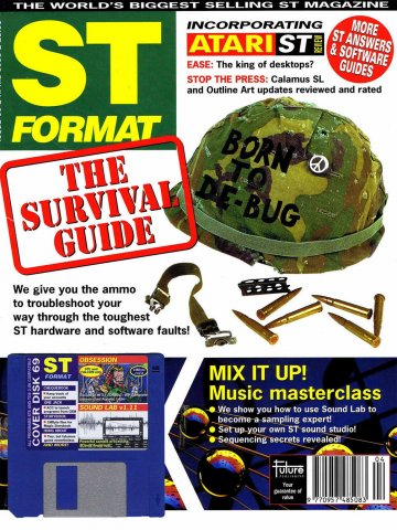 ST Format Issue 069 April 1995