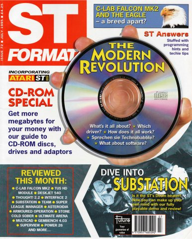 ST Format Issue 072 July 1995