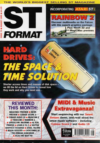 ST Format Issue 073 August 1995