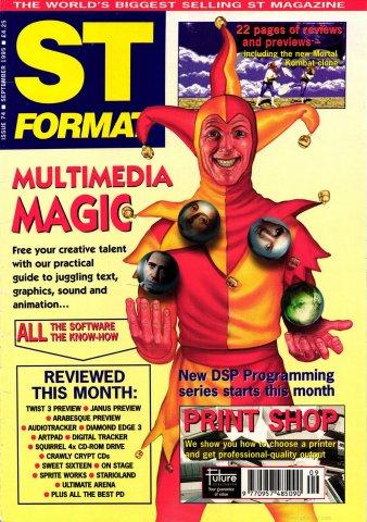 ST Format Issue 074 September 1995