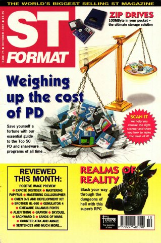 ST Format Issue 075 October 1995