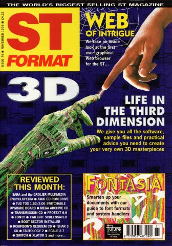 ST Format Issue 076 November 1995