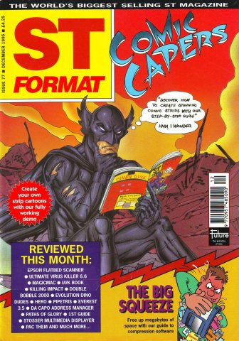 ST Format Issue 077 December 1995