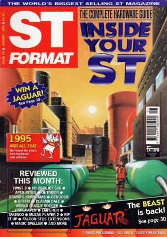 ST Format Issue 078 January 1996
