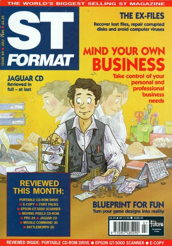 ST Format Issue 084 July 1996
