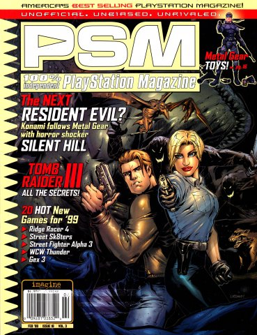 PSM Issue 018 February 1999