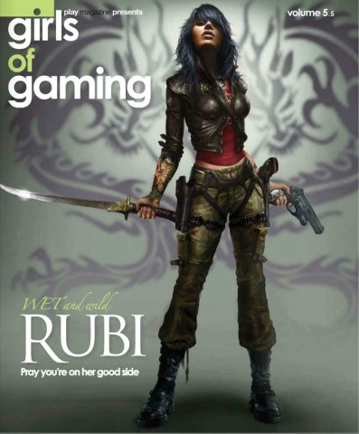 Girls of Gaming Issue 05.5 (cover 1) (2008)