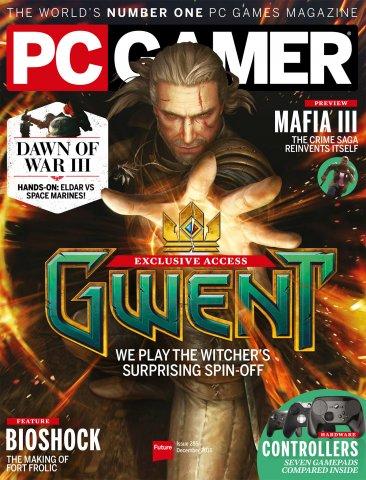 PC Gamer Issue 285 December 2016