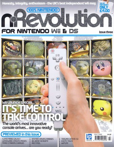 N-Revolution Issue 03 November 2006