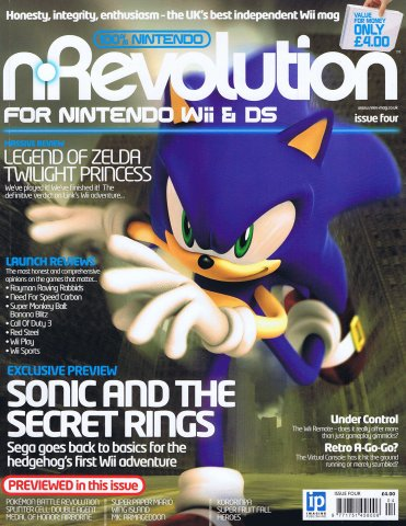 N-Revolution Issue 04 December 2006