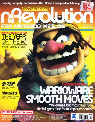 N-Revolution Issue 05 Christmas 2006