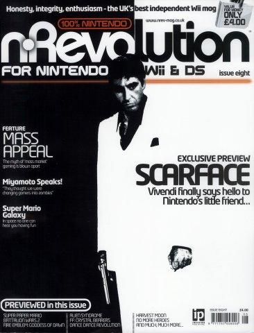 N-Revolution Issue 08 March 2007