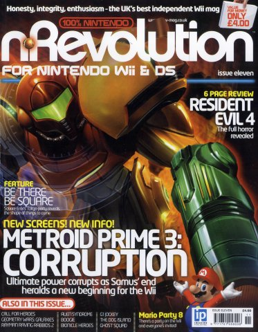 N-Revolution Issue 11 June 2007