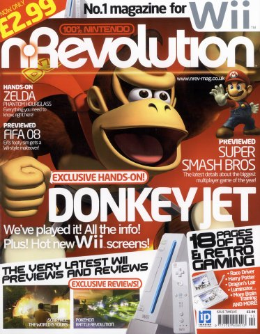 N-Revolution Issue 12 July 2007