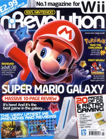 N-Revolution Issue 16 November 2007
