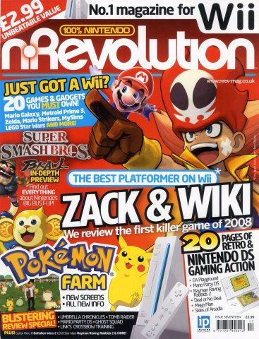 N-Revolution Issue 17 December 2007
