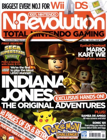 N-Revolution Issue 21 March 2008