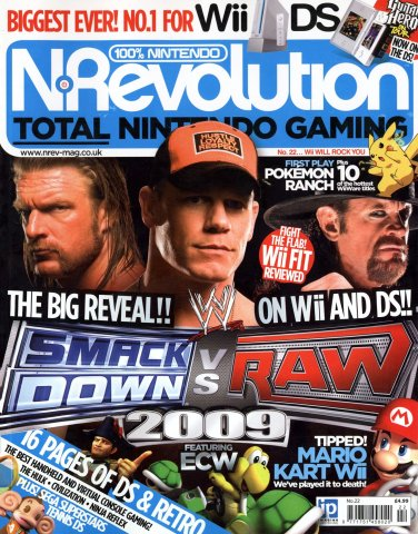 N-Revolution Issue 22 April 2008
