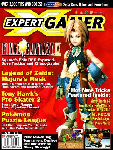 Expert Gamer Issue 78 (December 2000) (Cover 2)