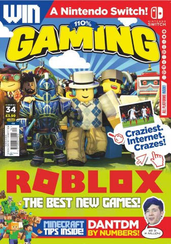 110% Gaming Issue 034 (April 2017)