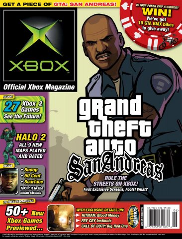 Official Xbox Magazine 045 June 2005