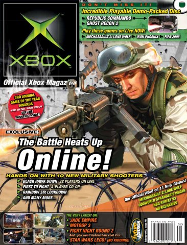 Official Xbox Magazine 041 February 2005