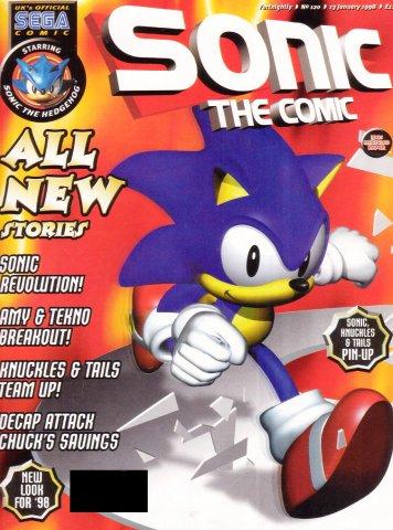 Sonic the Comic 120 (January 13, 1998)
