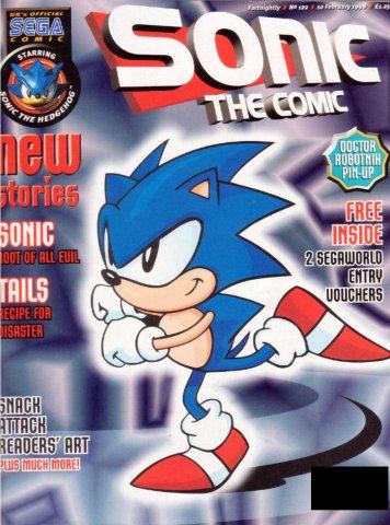 Sonic the Comic 122 (February 10, 1998)