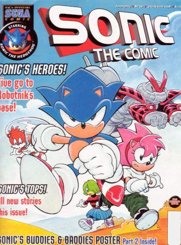 Sonic the Comic 131 (June 3, 1998)