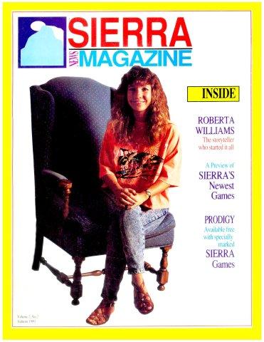 Sierra News Magazine Vol.2 No.2 Autumn 1989