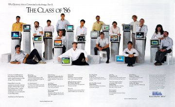Electronic Arts Class of '86