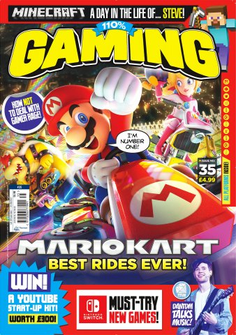 110% Gaming Issue 035 (May 2017)