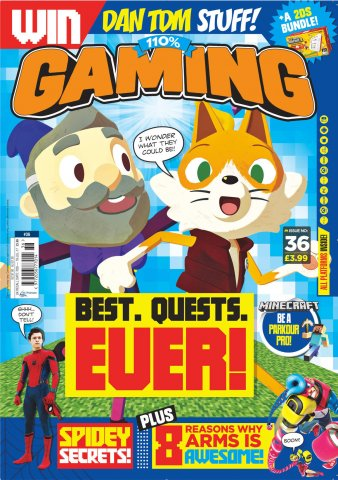 110% Gaming Issue 036 (June 2017)