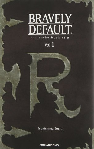 Bravely Default - The Pocketbook of R Vol.1